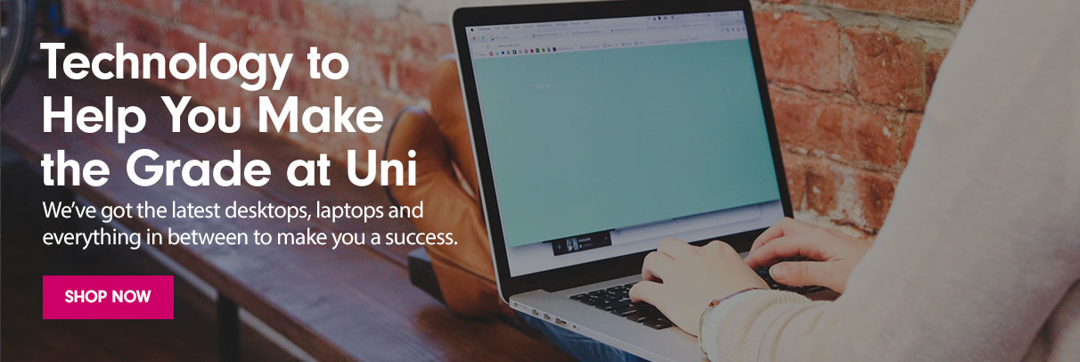 Technology to Help You Make the Grade at Uni